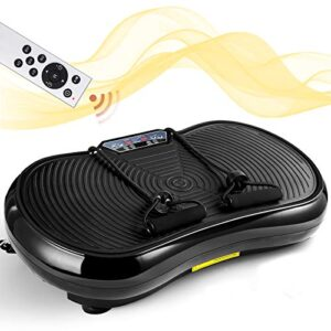 TUSY Vibration Plate Exercise Machine Power Plate Vibration Train...