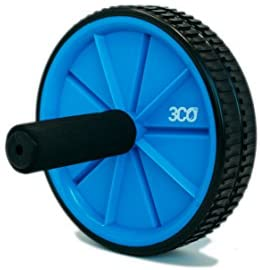 3COFIT Ab Roller Wheel in Blue Color for Core Strength, Abdominal