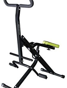 ALL IN ONE Ab Booster Plus Fitness Machine for Cardio, Toned Glut