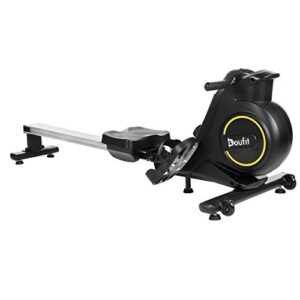 Doufit Rowing Machines for Home Use Foldable, RM-01 Magnetic Row ...