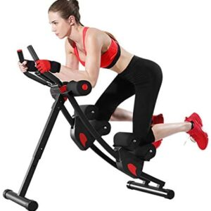 Fitlaya Fitness ab Machine, ab Workout Equipment for Home Gym, He