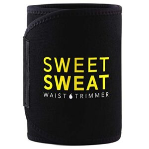 Sweet Sweat Waist Trimmer with Sample of Sweet Sweat Workout Enha...
