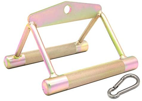 TimFu Double D Handle Cable Attachment, V Shaped Press Down Bar,